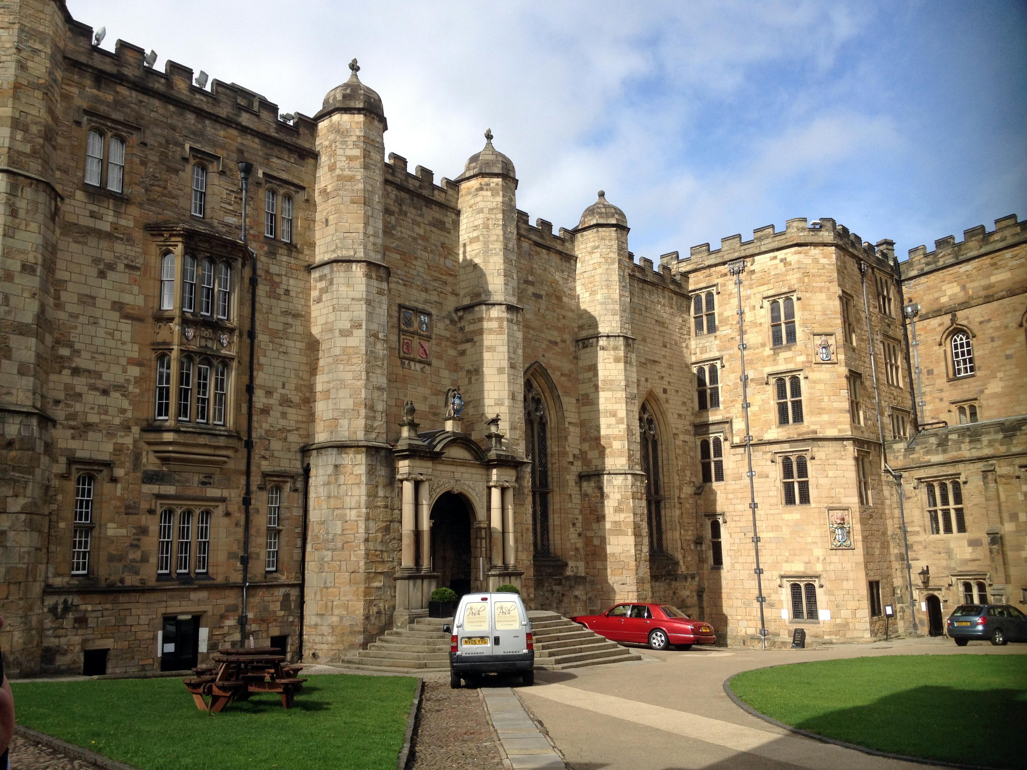 Durham Castle Gasshuku 2013 # 2