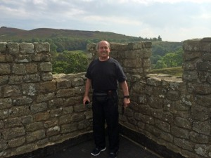 Sensei at Vindolanda 2014 #1