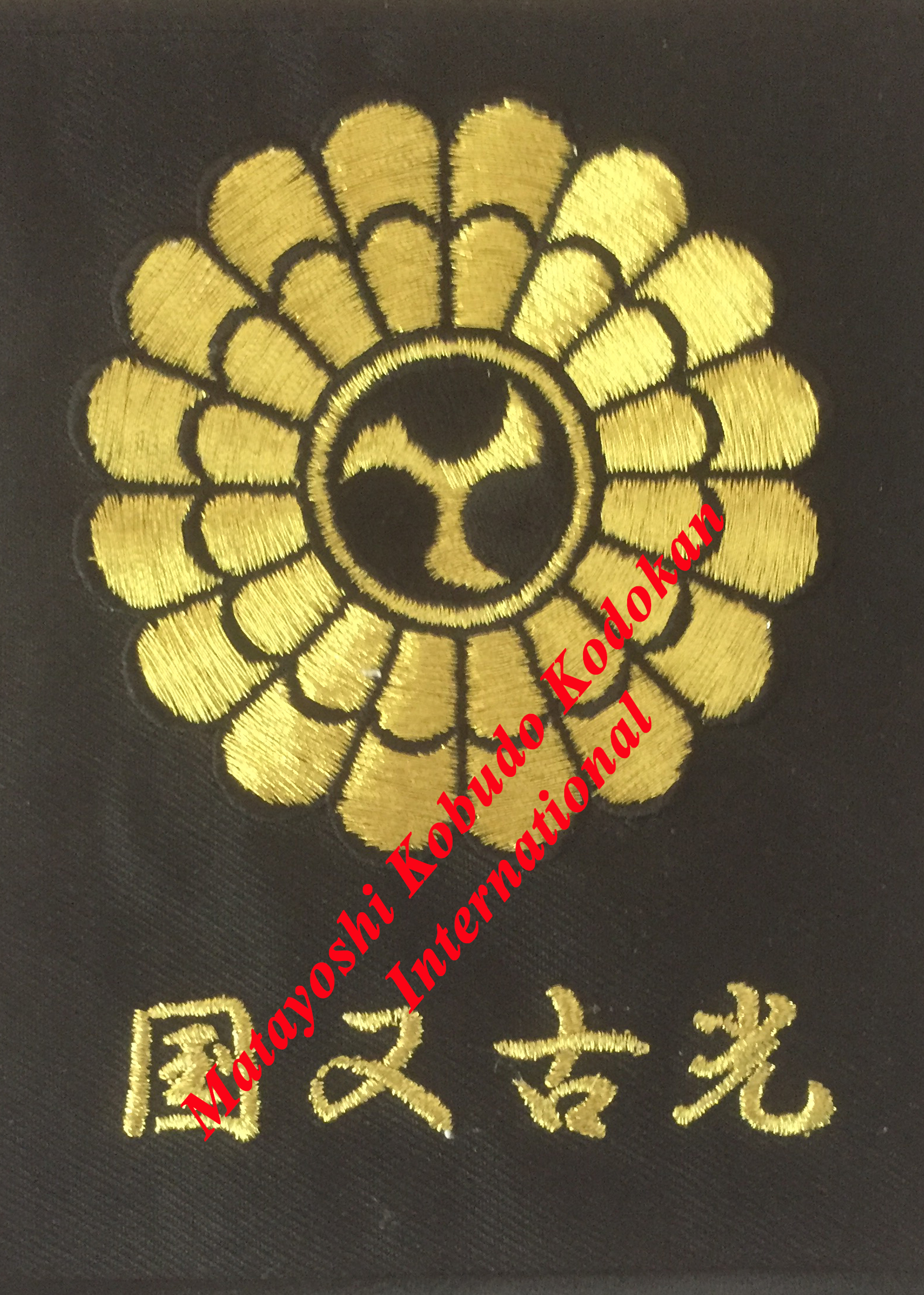 MKKI Badge